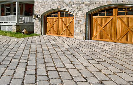 Permea permeable driveway